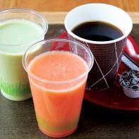 季節のスムージーorフレグランスコーヒー(HOT)